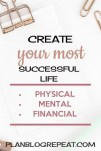 Learn how you can create a successful life.