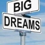 Big Dreams Vision Board