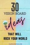 Vision Board Ideas