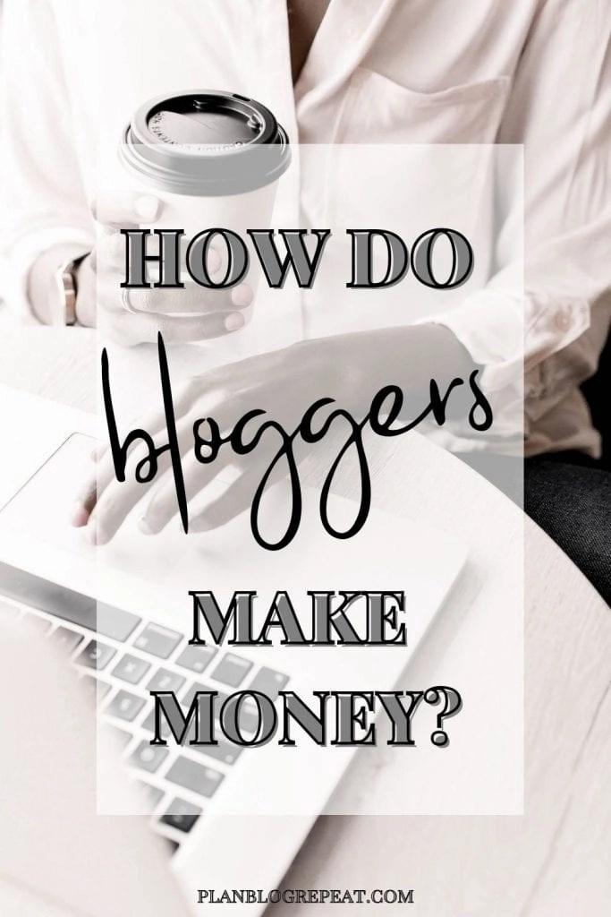 How Do Bloggers Make Money Pinterest