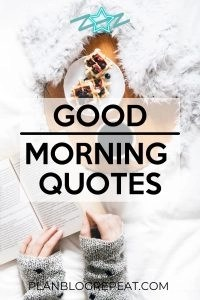 Good Morning Quotes For A Great Day