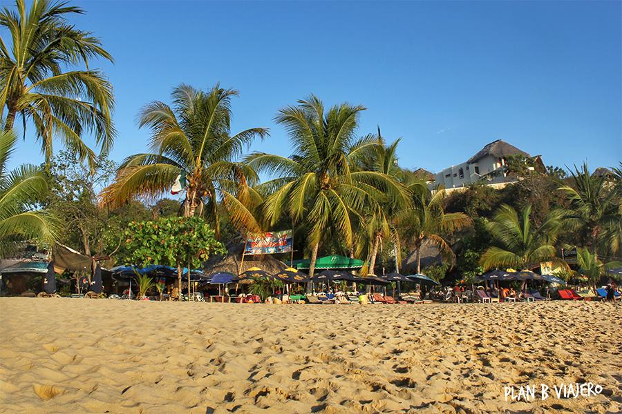las mejores playas para visitar en oaxaca plan b viajero