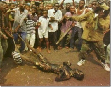 Image result for necklacing murders of whites in south africa