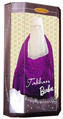 Taliban Barbie Muslim Gifts for Christmas