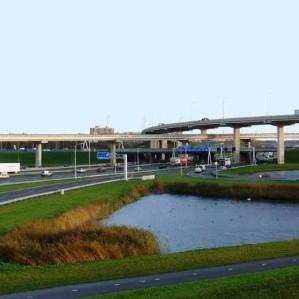 Landschapsplan A16, van knooppunt Terbregseplein tot aan de Belgische grens