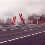 Constructies geluisschermen, A73 Horst