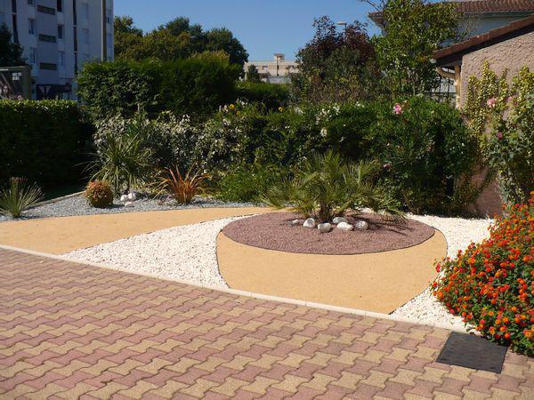 jardin mineral creer un jardin de gravier