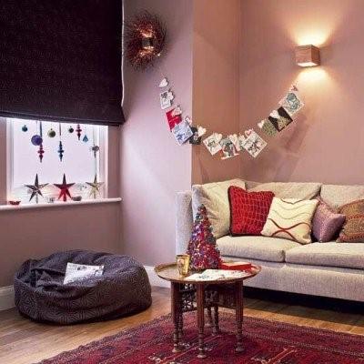 cmo decorar tu casa por navidad por poco dinero