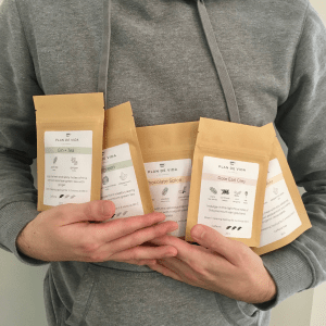 New blends sampler pack