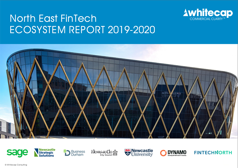Download the North East FinTech Ecosystem Report 2019-2020