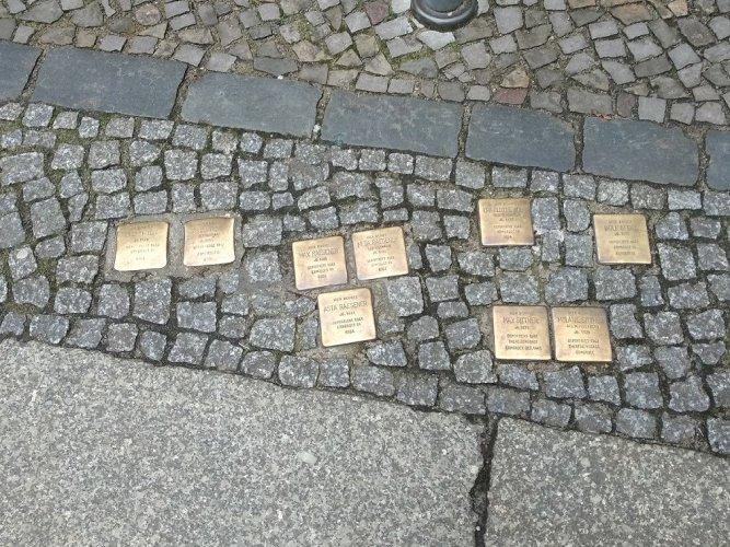 historia judia lugares berlin