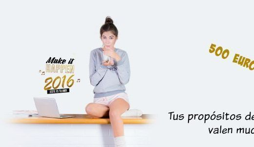 showroomprive.es concurso make it happen