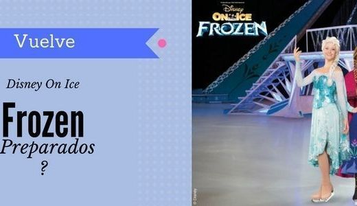 Disney on Ice Frozen 2017