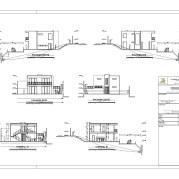 Plano arquitectónico 2