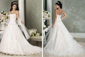 vestidos para boda