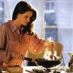 cocinera del hogar