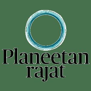 Planeetan rajat yhdistyksen logo