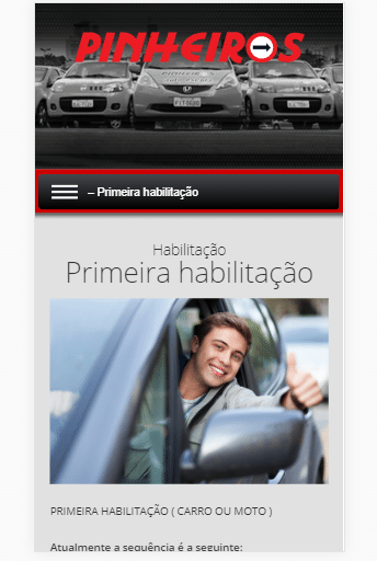 Marketing digital para Auto Escola