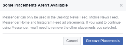 An Ncios No Facebook Messenger 5