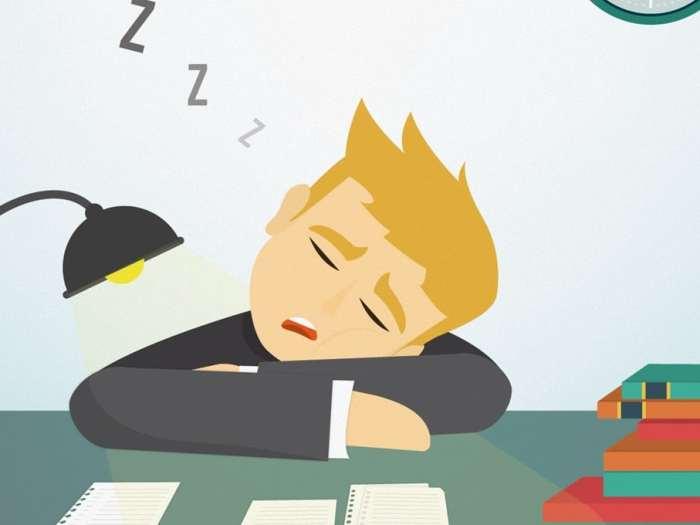 Dormir Melhor Para Trabalha Melhor