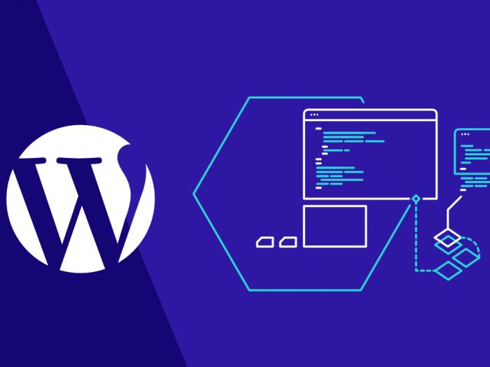 Wordpress Admin 1