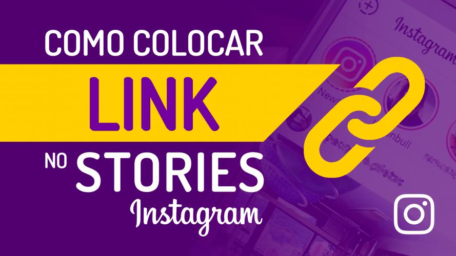 Como Colocar Link No Stories Do Instagram 889x500