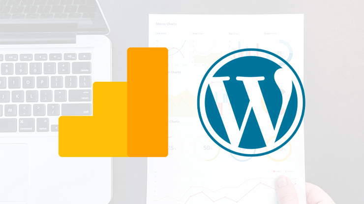 Featured Image Google Analytics Wordpress