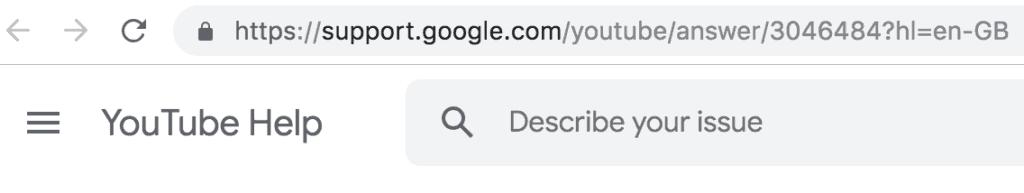 Como verificar conta do Youtube