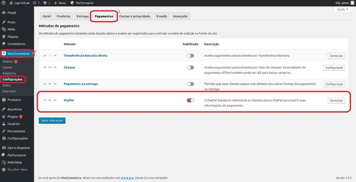 Plugin pagamento Wordpress e Woocommerce 10 Melhores métodos 1
