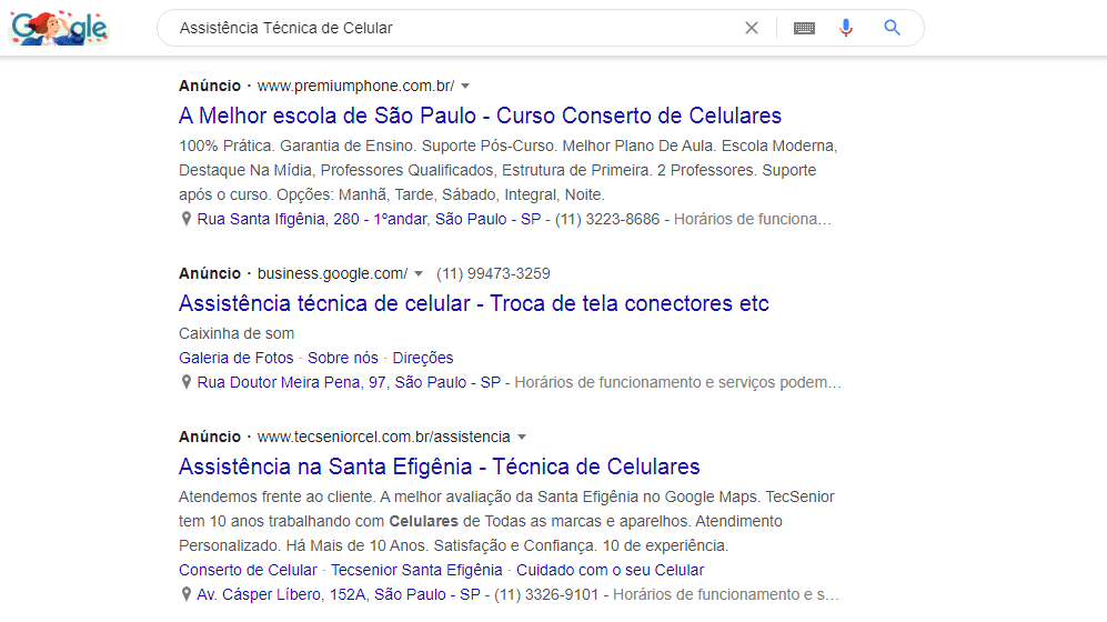 Marketing Para Assistencia Tecnica De Celular 2
