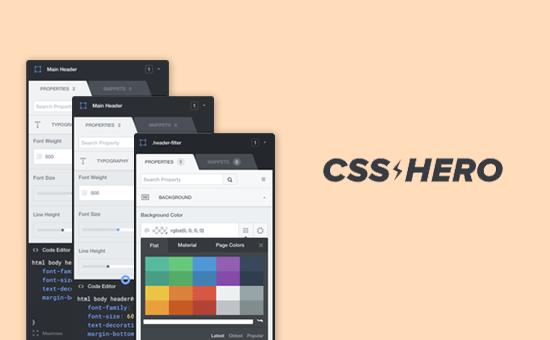 Herói CSS
