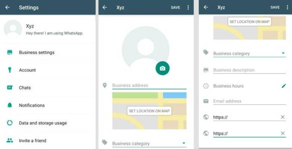 Como Configurar O Whatsapp Business