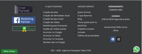 Site Para Empresa