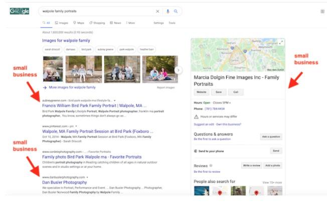 Como Chegar Na Primeira Pagina Do Google 10 Passos Efetivos