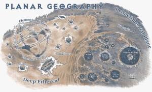 planar geography