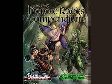 Book of Heroic Races Compendium