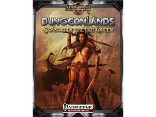 Dungeonlands: Consort of the Lich Queen