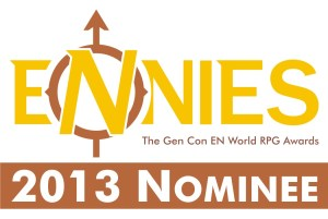 ENnies 2013 Nominee