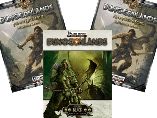 Dungeonlands: Free Supplements/Previews