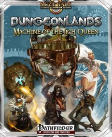 Dungeonlands: Machine of the Lich Queen
