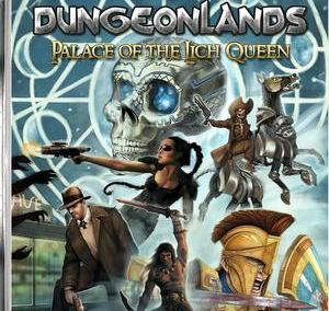 Dungeonlands: Palace of the Lich Queen