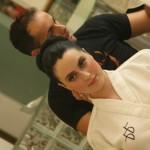 Cabelo e maquiagem de noiva JJ Cabeleireiros
