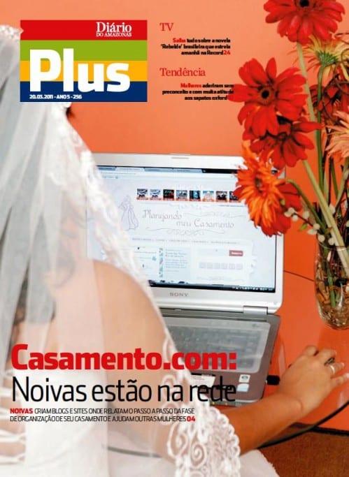 Diário de Manaus: Casamento.com - Noivas estão na rede (23/03/2011)