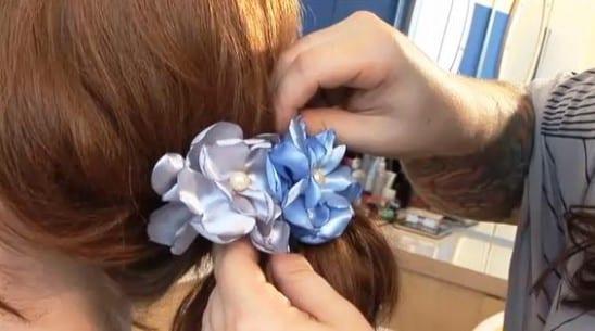 Casamento: Penteado de festa retrô, para noivas e madrinhas