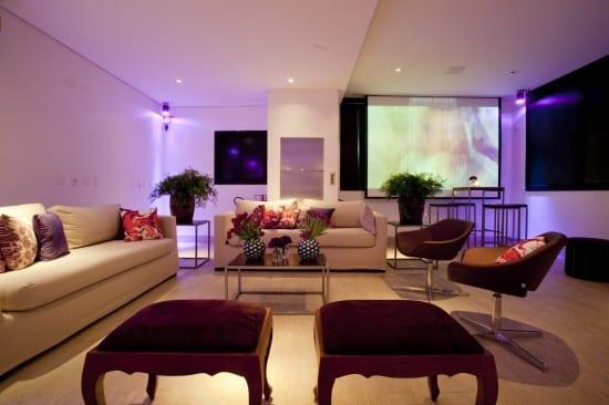 Casamento: lounge do Espaço Caza 324, perfeito para mini weddings