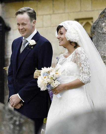 Casamento vintage Lily Allen