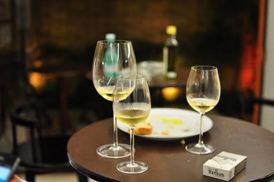 Espaco para eventos Amigos de Babette: bar para apreciar um bom vinho