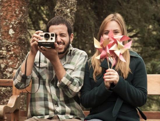 E-session: ensaio de fotos dos noivos, por Sobre Nós Dois Photography