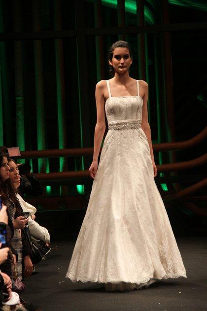 II Bride Style: Vestido de noiva de Liza Baroudi.