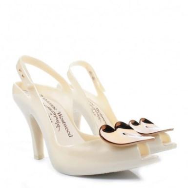 Calçados de noiva: Melissa Vivienne Westwood
